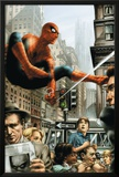 Marvels: Eye Of The Camera No2 Cover: Spider-Man