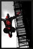 Daredevil Noir No1 Cover: Daredevil