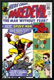 Daredevil No1 Cover: Daredevil
