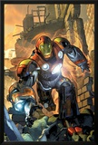 Ultimate Comics Armor Wars No1 Cover: Iron Man