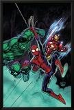 Free Comic Book Day No1 Cover: Spider-Man  Iron Man and Hulk