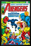 Avengers No141 Cover: Beast