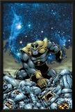 Thanos No4 Cover: Thanos