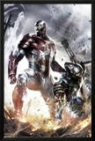 War Machine No10 Cover: Iron Patriot and War Machine