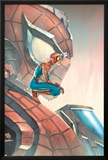 Mega Morphs No3 Cover: Spider-Man