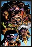 Marvel Adventures Avengers No9 Cover: MODOK