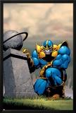 Thanos No7 Cover: Thanos