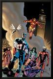 Avengers No79 Group: Captain America