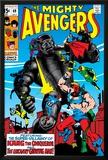 Avengers No69 Cover: Kang