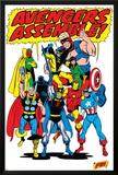 Avengers No71 Group: Goliath
