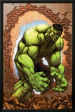 Marvel Age Hulk No3 Cover: Hulk