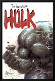 Incredible Hulk No67 Cover: Hulk Fighting