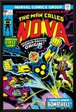 Nova: Origin Of Richard Rider - The Man Called Nova No1 Cover: Nova