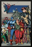 Marvel Holiday Special No1 Group: Captain America
