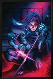 New Exiles No9 Cover: Psylocke