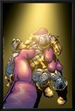 Thanos No5 Cover: Thanos