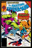 The Amazing Spider-Man No312 Cover: Spider-Man  Green Goblin and Hobgoblin