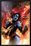 Ms Marvel No48 Cover: Mystique