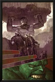WWH Ahtersmash: Damage Control No1 Cover: Hulk and Goliath
