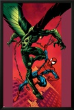 Ultimate Spider-Man No90 Cover: Vulture and Spider-Man