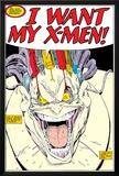 X-Men Super-Sized Annual No12 Headshot: Mojo