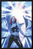 Mystique No15 Cover: Mystique and Professor X
