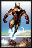 Invincible Iron Man No514: Iron man Flying