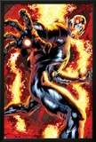 Avengers No121: Ultron Running
