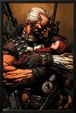 Uncanny X-Men No493 Cover: Cable