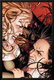 X-Factor No46 Cover: Siryn and Monet