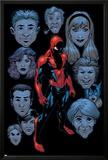 Marvel Knights Spider-Man No9 Headshot: Spider-Man