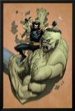 Ultimate Wolverine Vs Hulk No2 Cover: Wolverine and Hulk