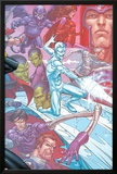 X-Men: First Class Finals No4 Cover: Iceman