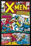 X-Men No9 Cover: Lucifer