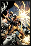 Power Man and Iron First No1: Iron Fist and Power Man Fighting