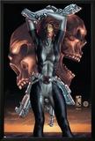 Dark X-Men No3 Cover: Mystique