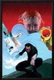 Dark Reign: The List - Wolverine No1 Cover: Wolverine and Fantomex
