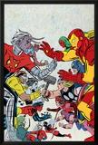 X-Statix No21 Cover: Ant-Man