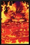 New Mutants No8 Cover: Magma