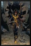 New Mutants No3 Cover: Moonstar