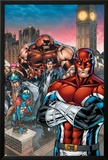 New Excalibur No1 Cover: Captain Britain  Juggernaut  Dazzler  Nocturne and New Excalibur