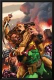 Herc No6 Cover: Hercules Fighting