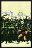 Wolverine First Class No18 Cover: Wolverine and Madrox