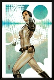 Secret Avengers 9 Cover: Quake