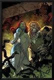 All-New X-Men 9 Cover: Mystique  Sabretooth