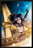 X-23 No12: X-23 Jumping from the Eiffel Tower