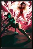 Uncanny X-Force 3 Cover: Psylocke  Bishop
