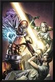 X-Men Legacy No251 Cover: Legion  Magneto  and Rogue