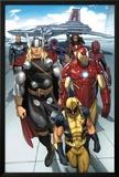 Daken: Dark Wolverine No91: Wolverine  Thor  Iron Man  Spider-Man and Others