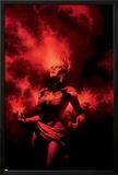 Avengers 19 Cover: Captain Marvel